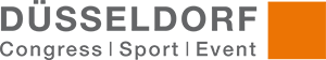 Logo Düsseldorf Congress Sport Event