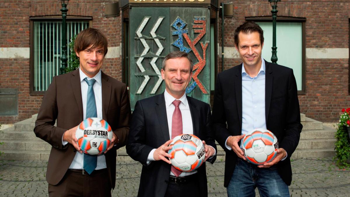 Thomas Geisel Ist Neuer Schirmherr Der U19 Champions Trophy