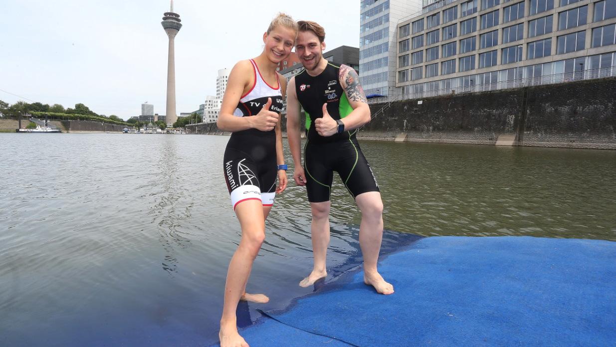 """T3 Triathlon Düsseldorf 2015: Kompakt, Attraktiv Und Gespickt Mit Vielen Highlights – Saller: """"Habe Noch Sehr Gute Erinnerungen An Düsseldorf"""""""