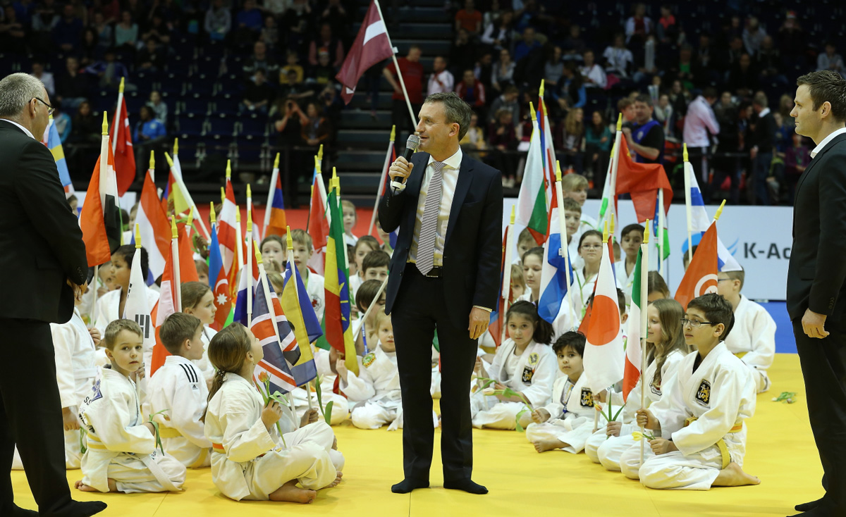 Judo-Grand-Prix 2015 – 20.-22. Februar 2015