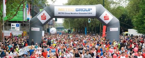 METRO GROUP Marathon – 26. April 2015