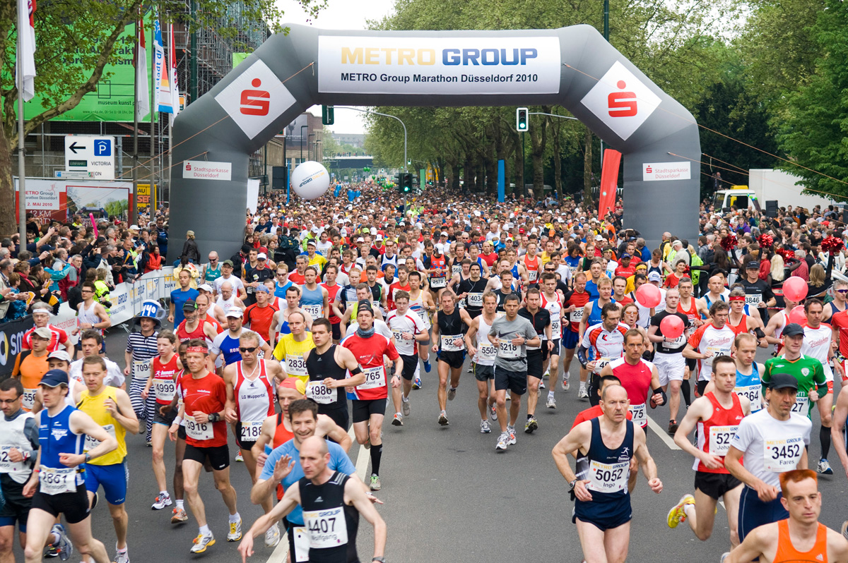 METRO GROUP Marathon – 26. April 2015