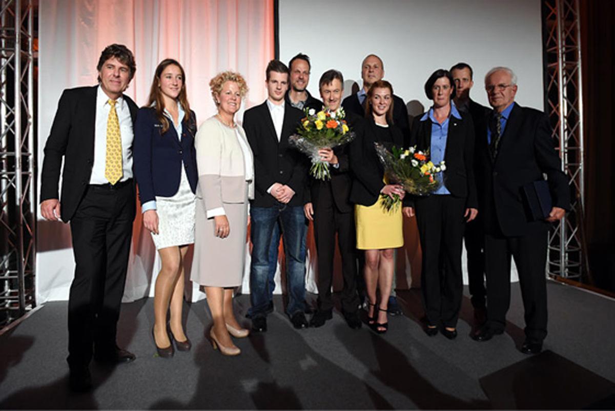 Düsseldorfs Sportler Des Jahres 2015