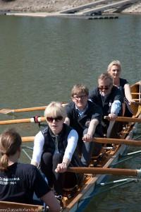 von rechts: Kathrin Schmack, Rainer Haas, Pascal Heithorn, Margret Schrader