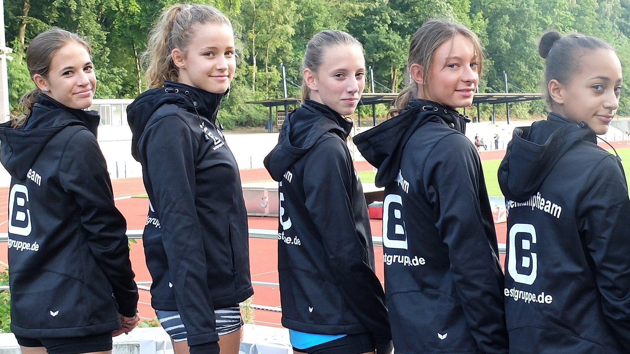 2015 ART Siebenkampf Team