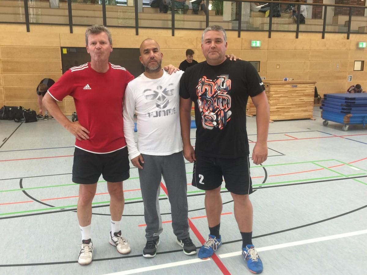 Änderungen Im Trainerteam: Sven Ludorf Und Heino Kirchhoff Unterstützen Khalid Khan