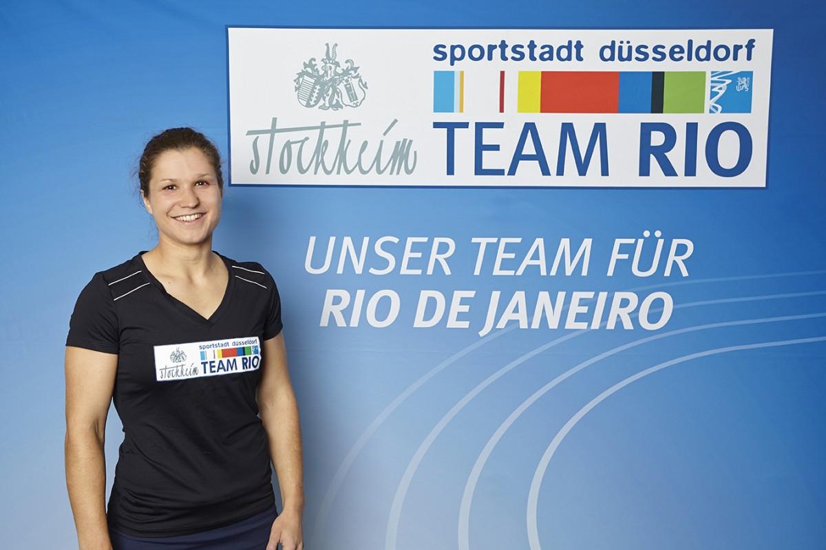 """Luisa Steindor Aus Dem """"Stockheim Team Rio"""" Gewinnt EM-Bronze"""