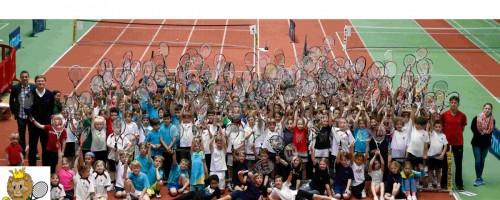 Schultennis-Pokal 2019 Mit Neuer Rekordbeteiligung