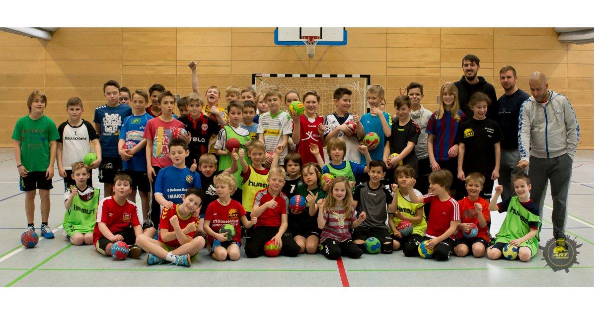 ART Handballcamp