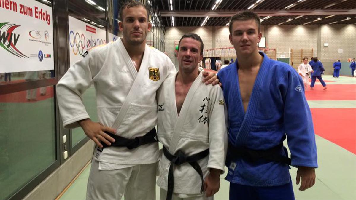 Judo Weltreise