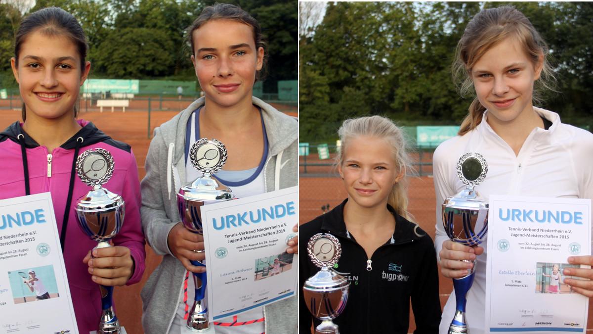 Zwei Landesmeistertitel Für Düsseldorf