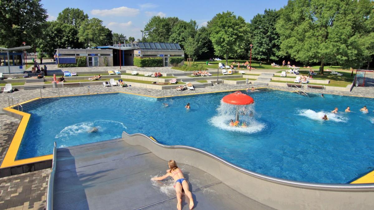 dritter kinder und familientr delmarkt On düsseldorf freibad