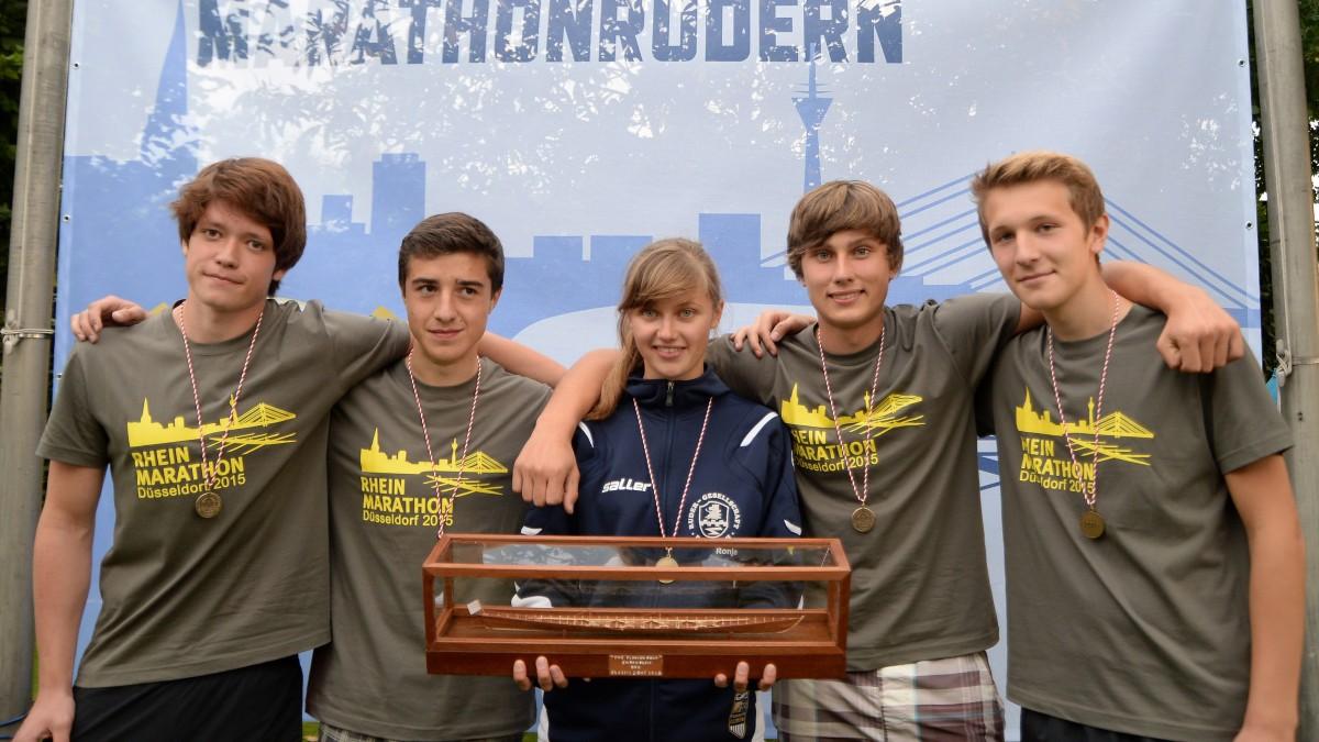 Rheinmarathon: Preis Classic Boot Club_Boot 095