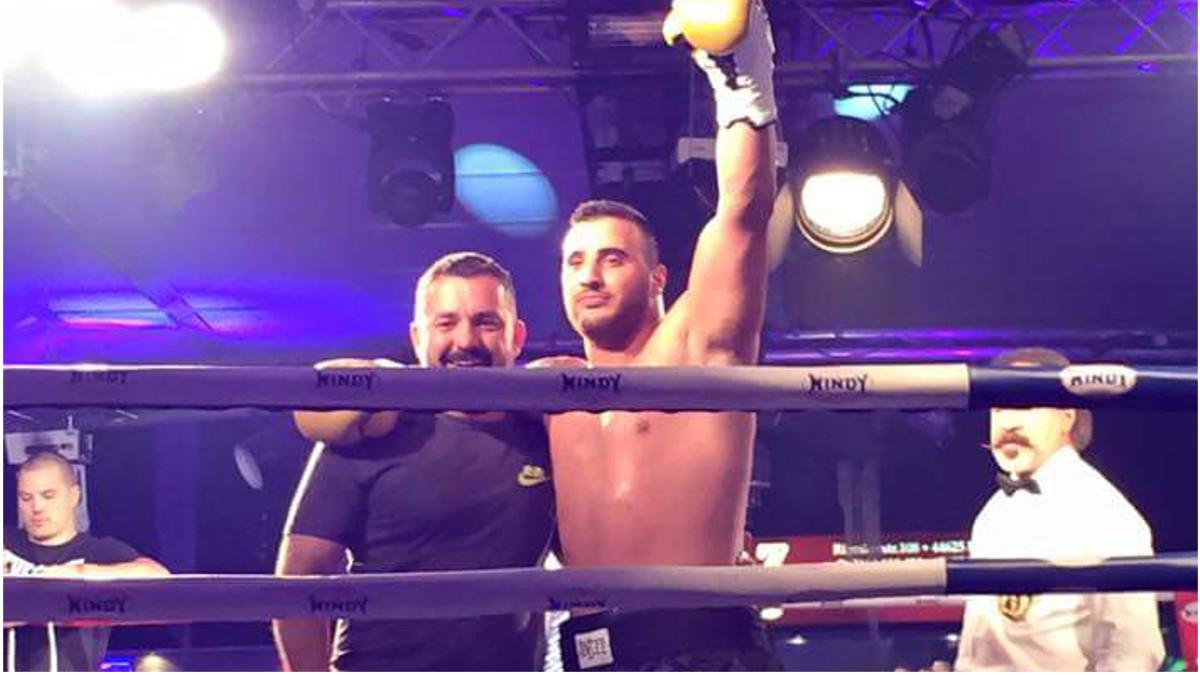 Boxer Mohamed Al Zein
