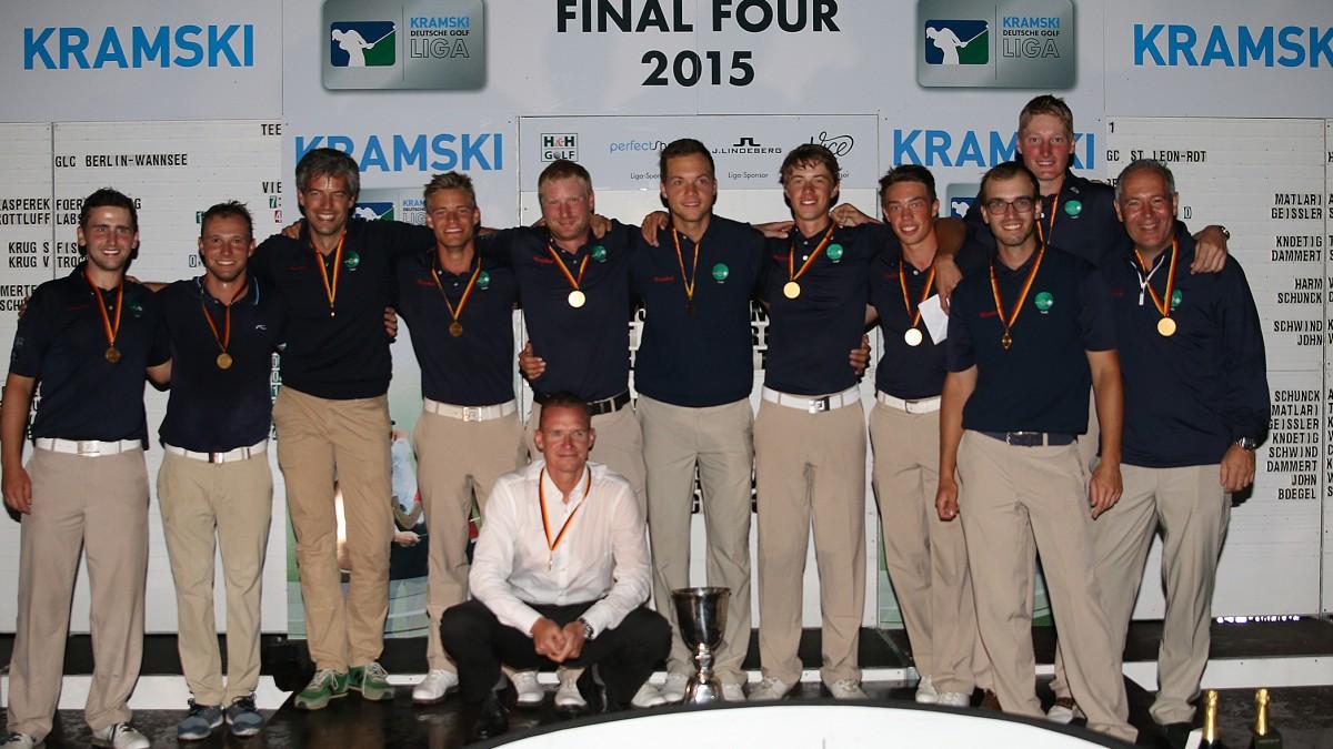 Deutscher Mannschaftsmeister Golf