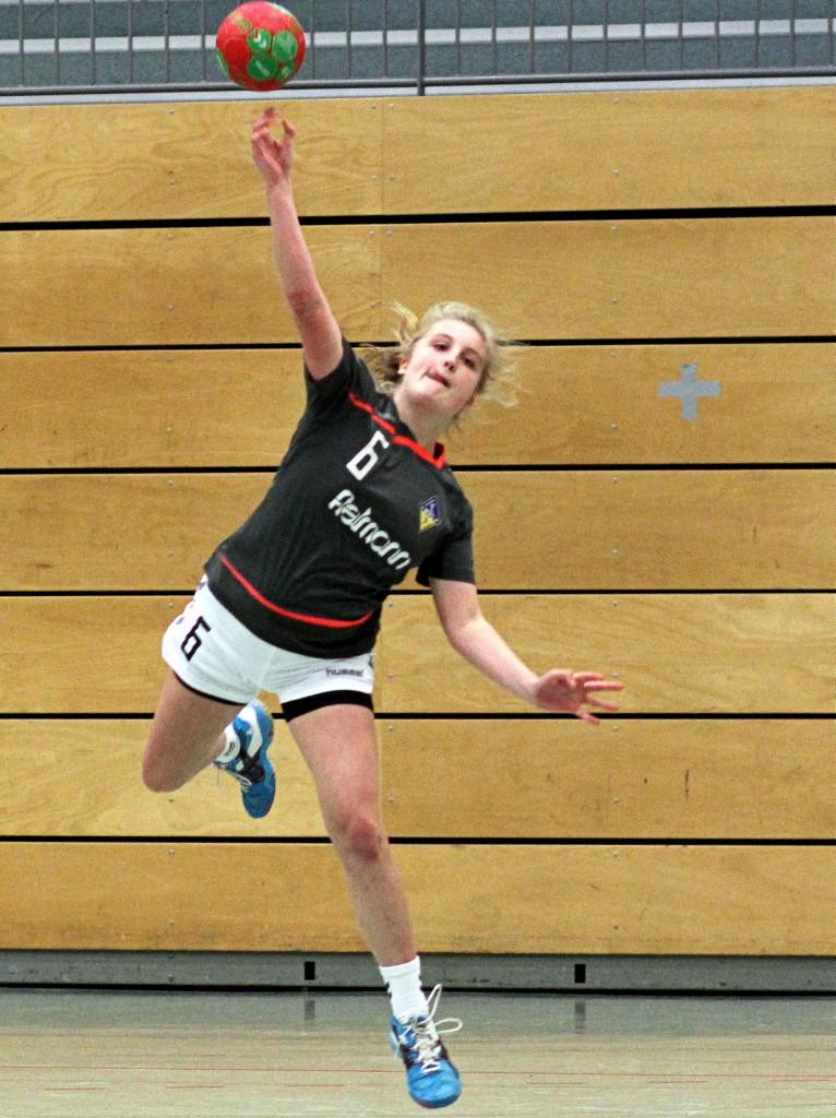 Annika Rommel (Foto: Joachim Hering, JSG TVK/ART)