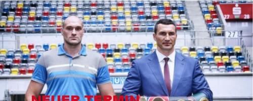 Boxen: Klitschko Vs. Fury