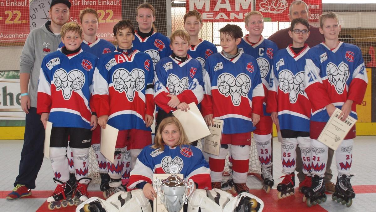 RAMS Schueler Pokalsieg 2015