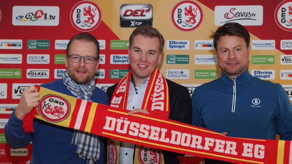 V.l.: Christof Kreutzer, Paul Specht Und Tobias Abstreiter ( Foto: Birgit Häfner)