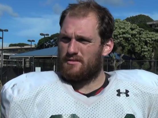 "(Foto: Youtube-Screenshot des ""University of Hawaii Athletic Department - Manoa""-Kanals)"