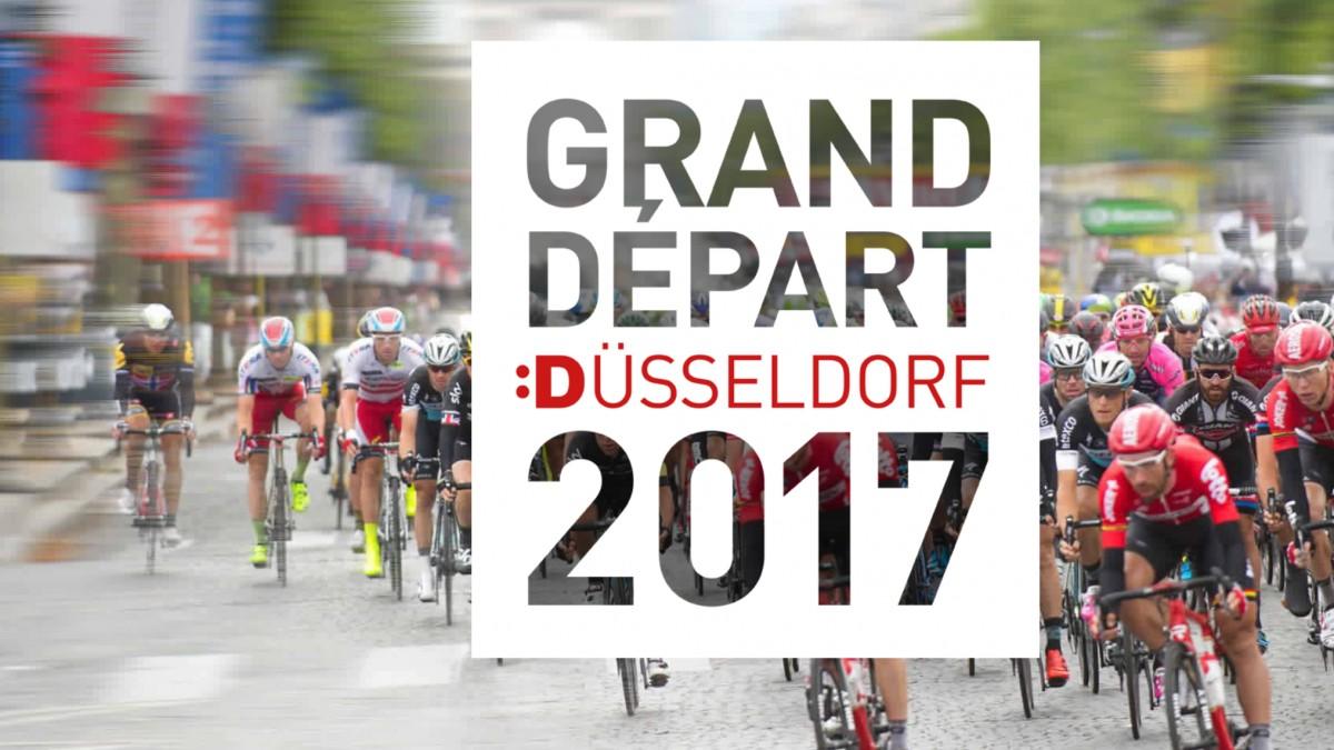 Grand Départ Der Tour De France 2017