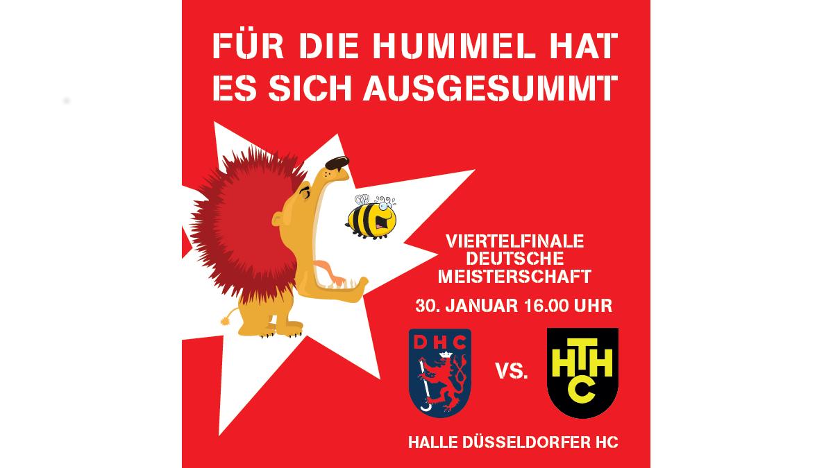 DHC Viertelfinale