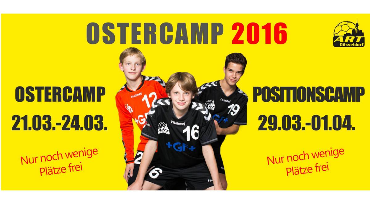 ART Ostercamp 2016