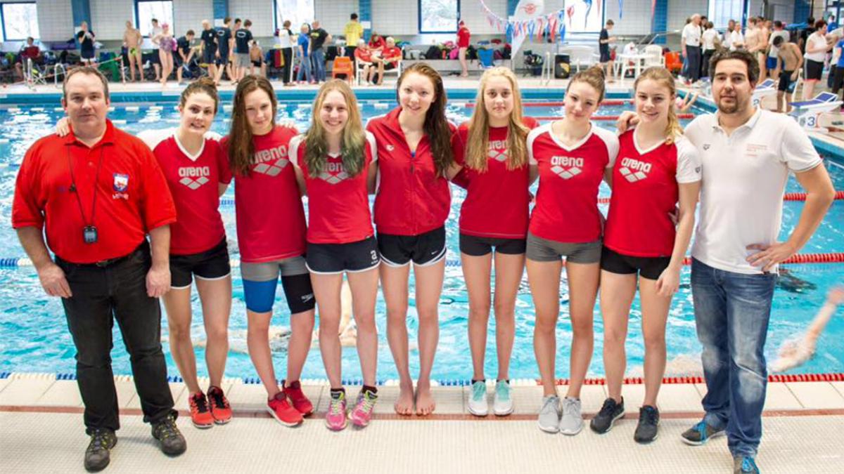 DMS Schwimmen 2016
