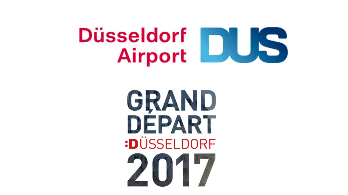 Tour De France 2017: Flughafen Düsseldorf Wird Offizieller Partner Des Grand Départ In Düsseldorf