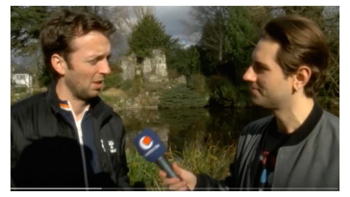 JSG TVK ART Interview