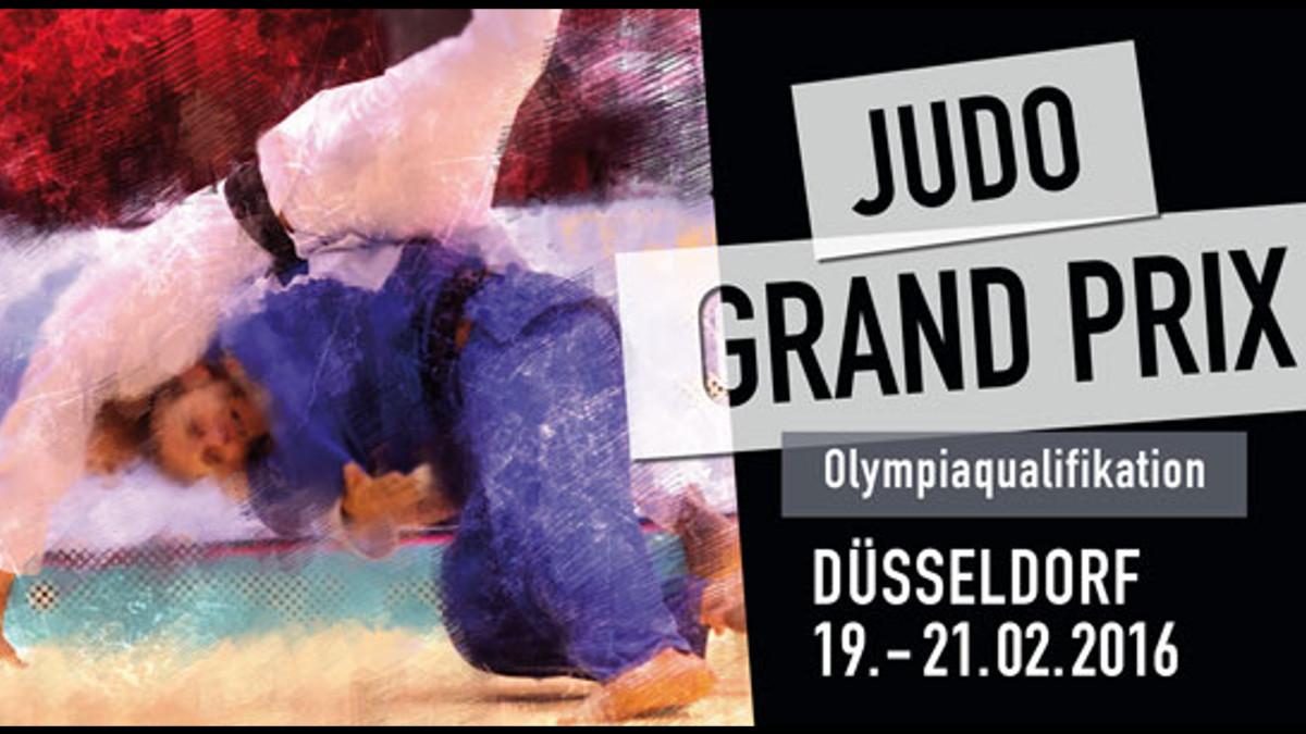 Judo Grand Prix Düsseldorf Vom 19. Bis 21. Februar 2016