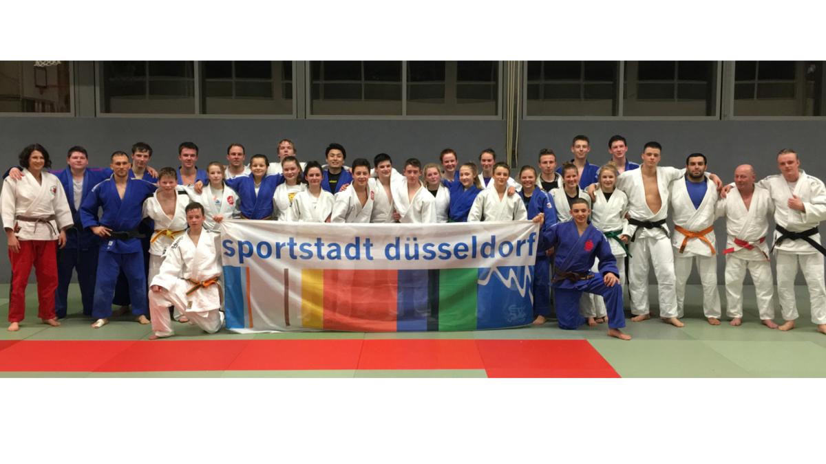 Judoka Aus Warschau