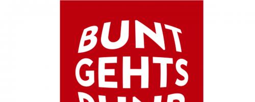 "Integrationsprojekt ""Bunt Gehts Rund"": Kick-off 16.02.2016 Am Rathausplatz"