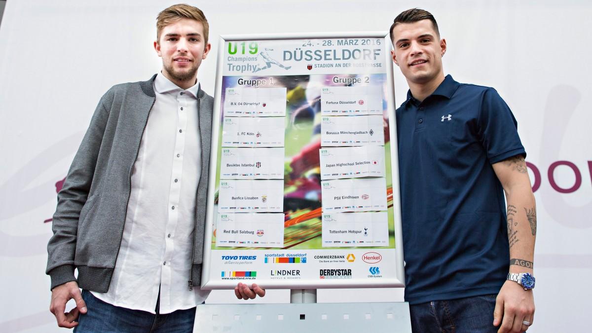 (Foto: U19 Champions Trophy / Moritz Müller )