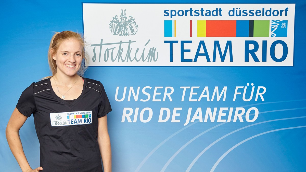 2016 03 29 Annika Sprink Stockheim Team Rio