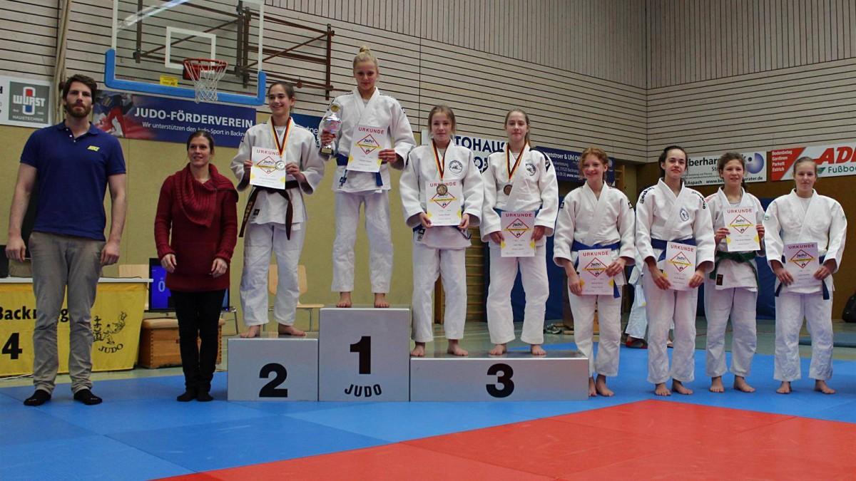 Bundessichtungsturnier Judo