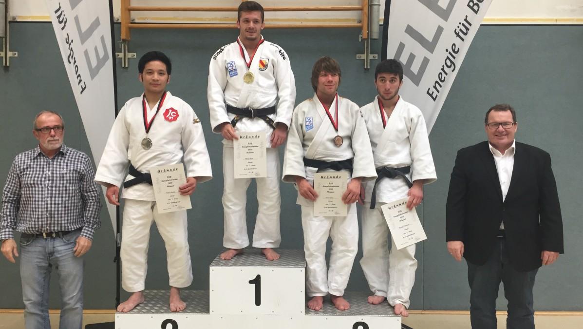 Judoka Rodel Arnolds JC71