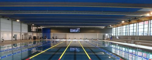 Volkshochschule  Abendkurse: Schwimmen Im Stockumer Rheinbad