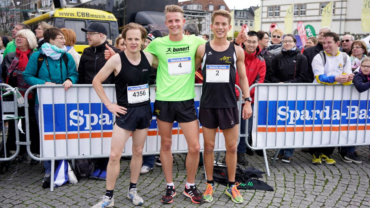 V.l. Fabian Dichans, Toni Riediger Und Christian Röttger (Foto: Maurice Kaufmann, KAUFMANNFOTOGRAFIE)