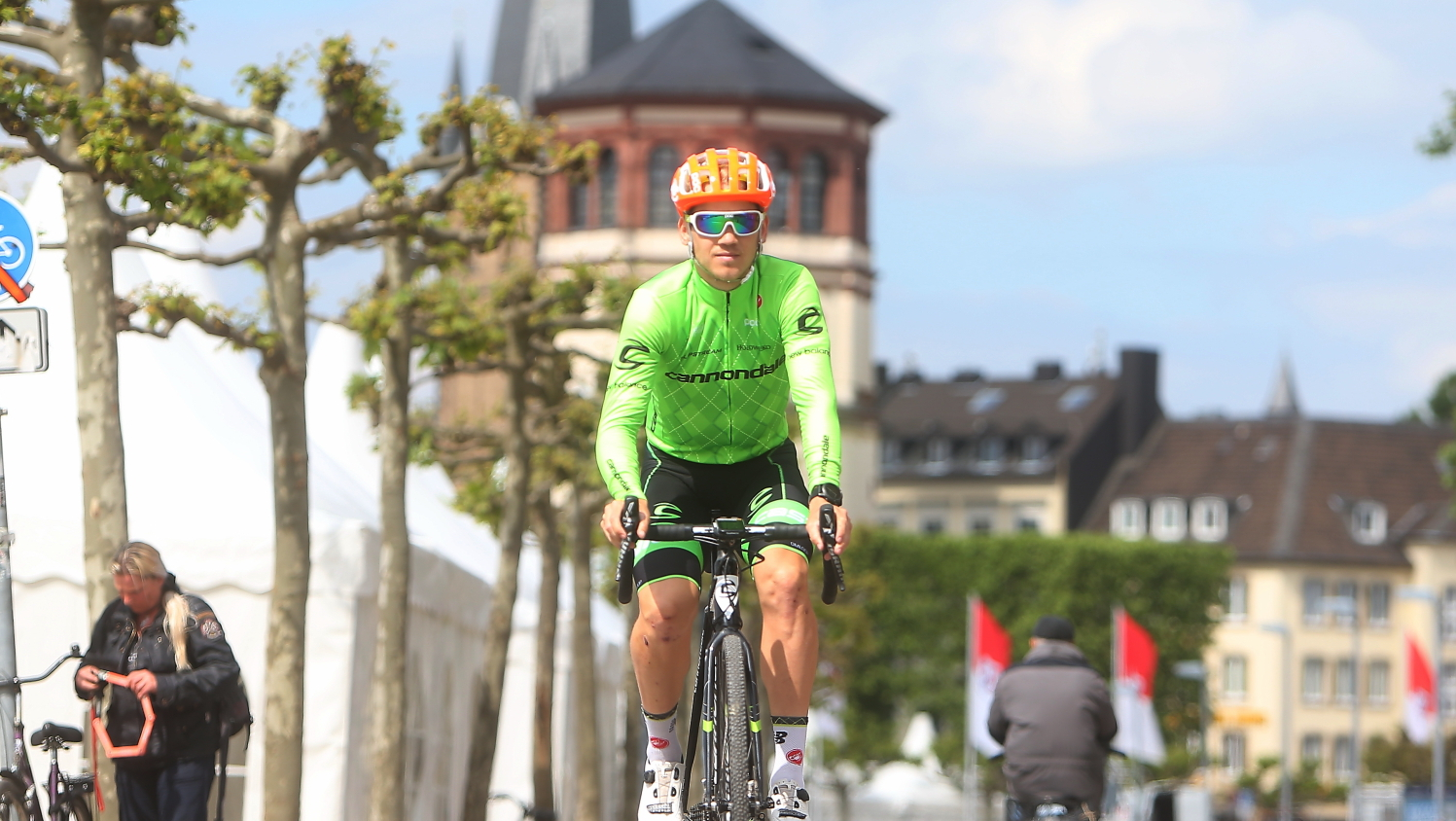 Ruben Zepuntke (Foto: David Young)