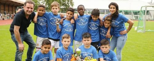 KGS Blumenthalstraße Gewinnt Den Jan-Wellem-Pokal