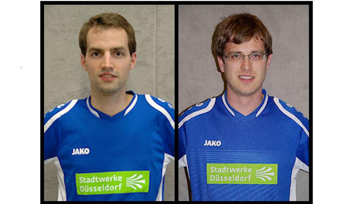 V.l.:Axel Kirner Und Simon Kolende