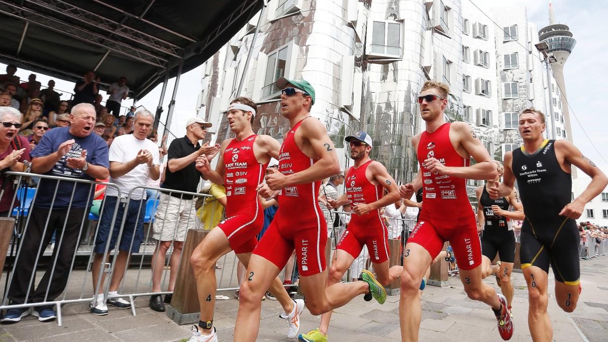 T3 Triathlon Düsseldorf 2016: Stimpson Und Riederer Führen Hochkarätiges Starterfeld An