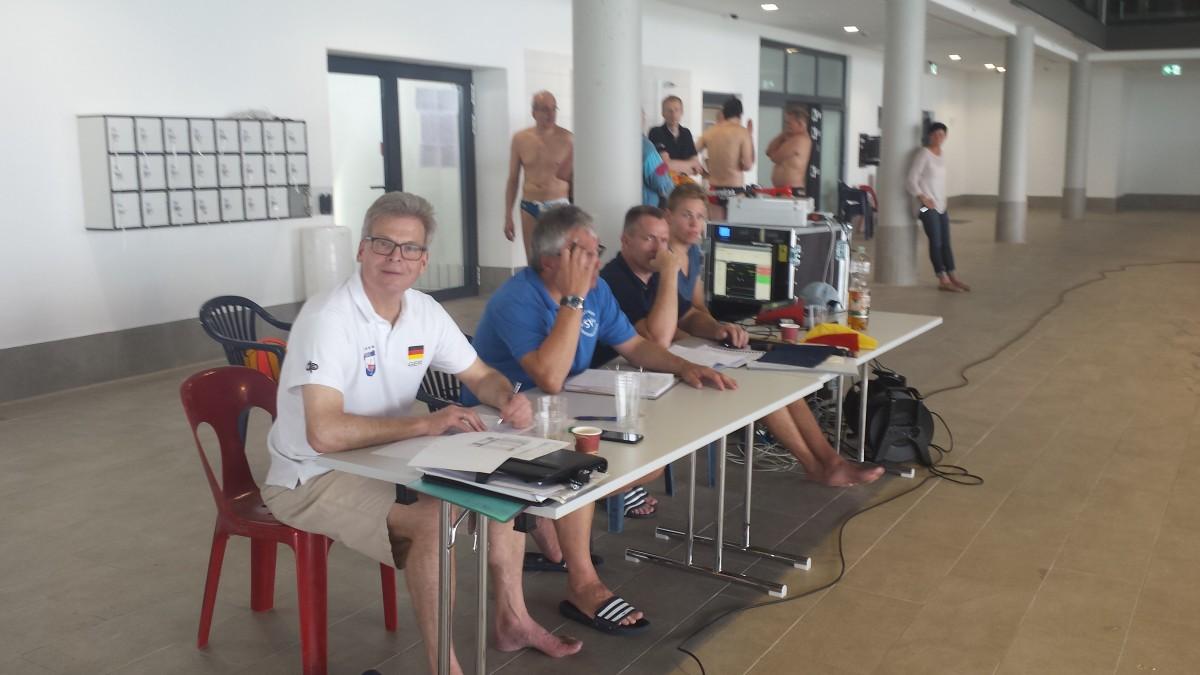 20160617 Wasserball Masters