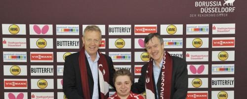 Behindertensport: Valentin Baus Wechselt Zu Borussia Düsseldorf