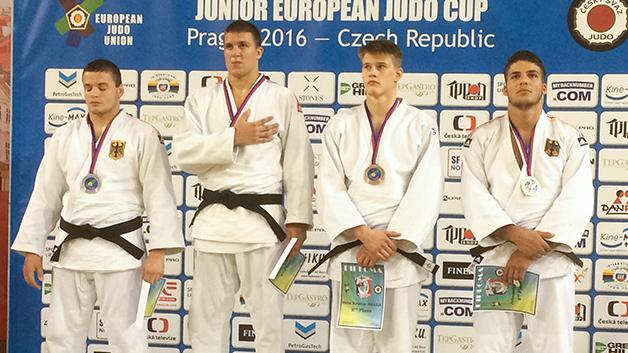 Bronze Frey Judo Cup