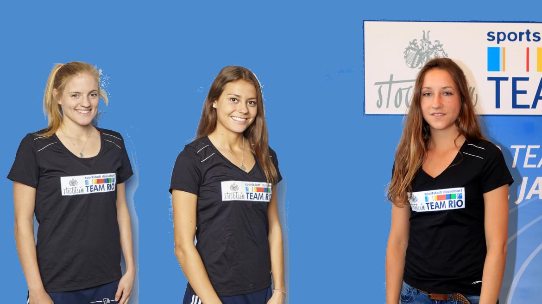 Stockheim Team Rio: Hockey-Spielerinnen Bringen Bronze Mit Nach Düsseldorf