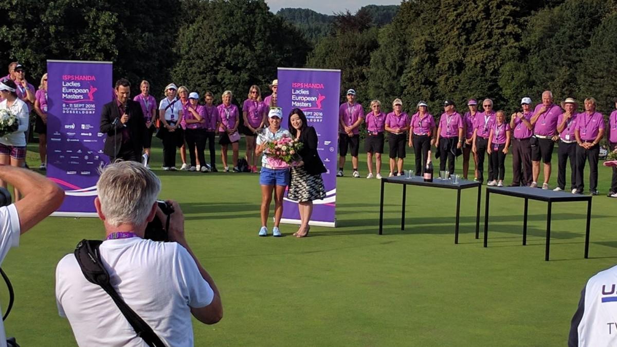 Golf ISPS Gewinnerfoto