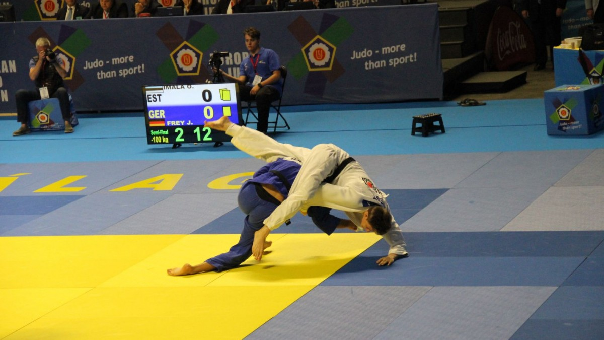 Judo Johannes Frey