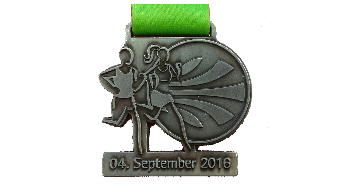 Medaille Koe Lauf